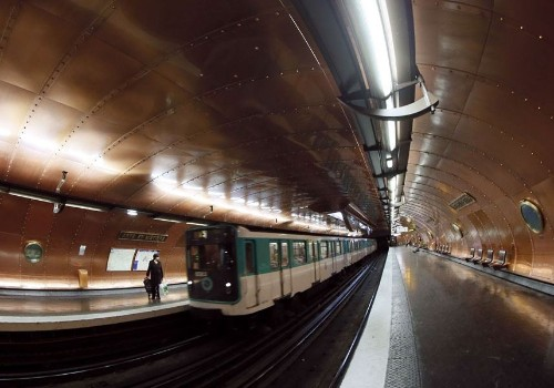 The most impressive underground railway stations in Europe