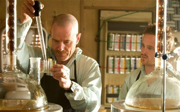 Breaking Bad: The science behind the fiction