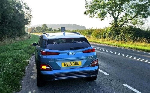 Electric endurance: losing a 12-hour night rally in the Hyundai Kona EV