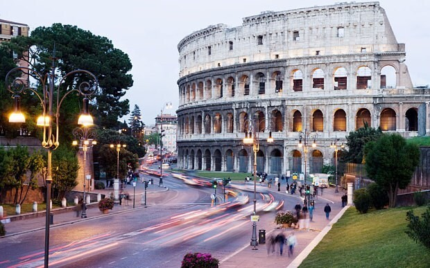 Romans rise up to tackle squalor and decay in the eternal city