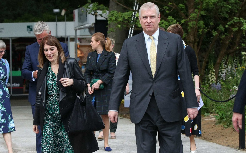 Prince Andrew's loyal aide resigns from his flagship project as the Duke also steps back