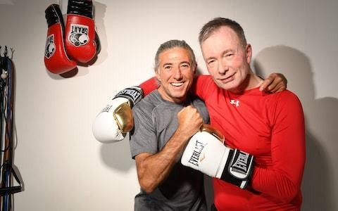 Tony Parsons at 65: boxing has given me black eyes and torn muscles – but it's kept me alive