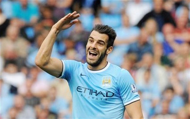 Alvaro Negredo on why the Premier League is the perfect stage to showcase his talents