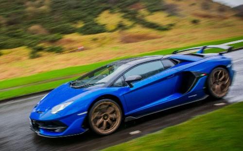 Great British Drives: Lamborghini Aventador SV in Edinburgh and the Borders