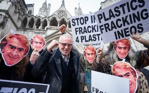 Anti-fracking campaigners warn of Tour de Yorkshire protests against Ineos takeover of Team Sky
