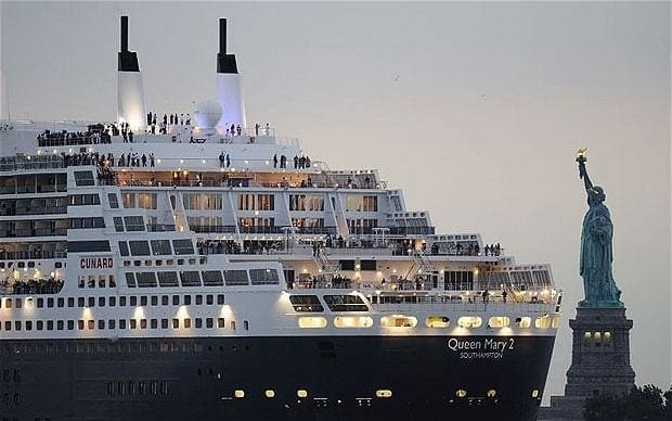 Telegraph Travel Awards 2013: Favourite large cruise line