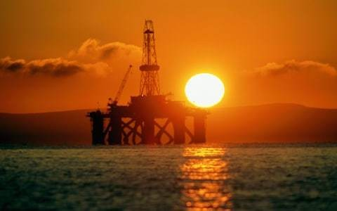 Can wind-powered oil rigs really make the North Sea 'green'?