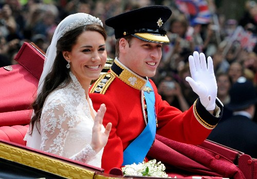 The Royal Family's honeymoon hotels and destinations