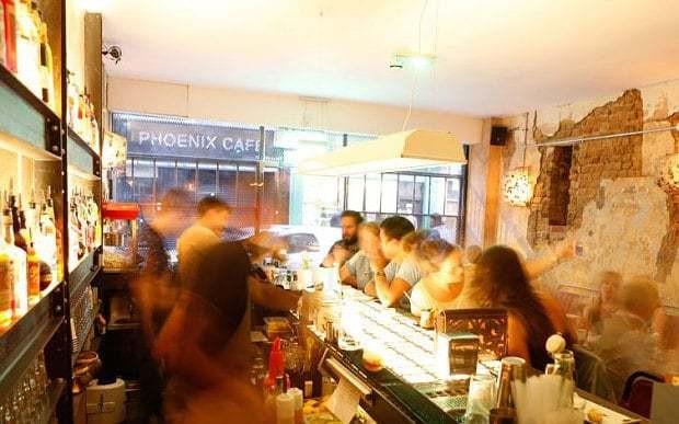 Three Eight Four, Brixton, restaurant review
