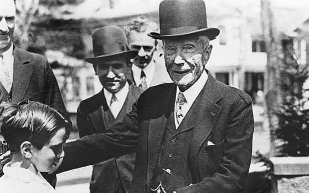 How to invest like ... JD Rockefeller, the richest man who ever lived