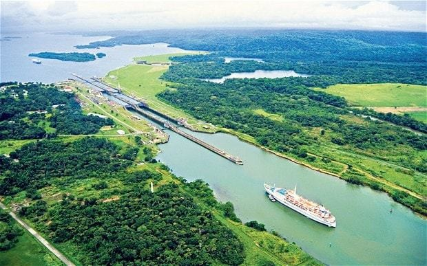 Panama Canal expansion contractors warn work may halt over cost overruns