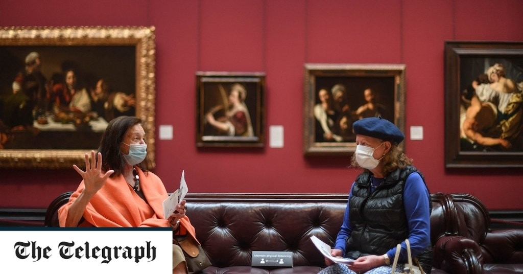 How 'mask rage' ruined my trip to the National Gallery