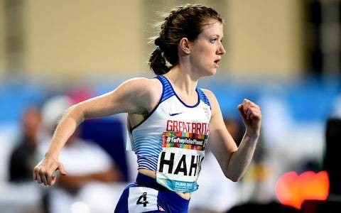 Sophie Hahn continues sprint domination with new T38 200m world record despite not racing event for 447 days