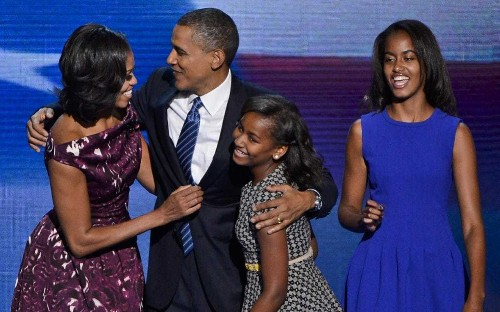 The first family: how the Obamas protected their daughters and managed to give them the most normal childhood possible