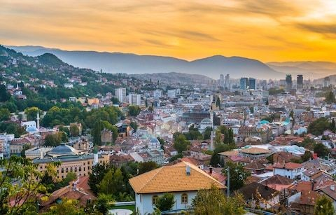 Why beautiful and resilient Sarajevo should be your next city break