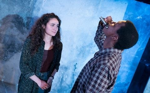 Actually review, Trafalgar Studios: date-rape drama that argues compassionately for human imperfectability