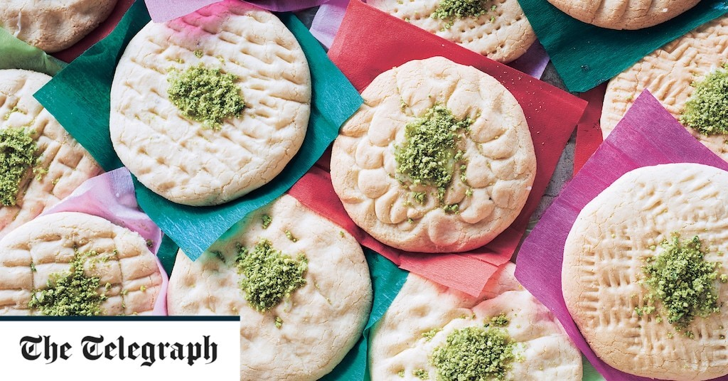 Kolcheh Nowrozi (biscuits for Nowroz) recipe