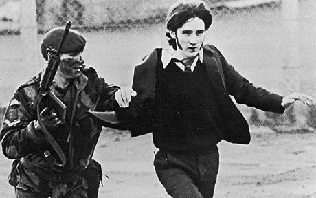 Bloody Sunday: Paras 'betrayed' over arrest of former soldier