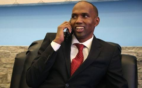 Anti immigration party calls for new Somali PM to be stripped of his Norwegian passport