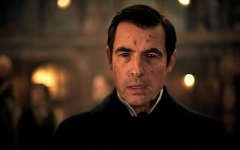 Dracula's Claes Bang enters race to become the new James Bond