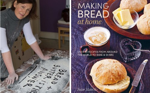 Making Bread at Home by Jane Mason cookbook review: 'The perfect beginner's guide'