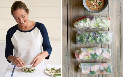 Amelia Freer's healthy on-the-go recipes