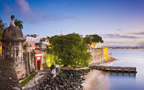 Puerto Rico: the Caribbean without all the edges sanded off