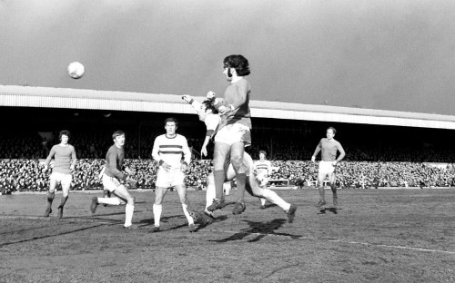 'George Best was a genius - the closest I came to him that day was shaking his hand at the final whistle'