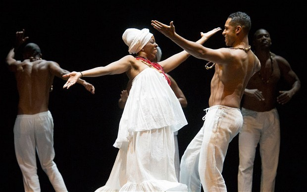 From slave songs to samba, the vibrant rhythms of Brazilian dance come to Britain