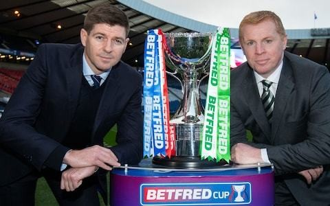 Steven Gerrard and Neil Lennon on personal missions in Old Firm final