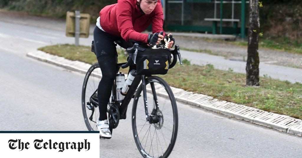 Transcontinental Race's first female winner, Fiona Kolbinger, on being a trailblazer, sleeping on streets and fuelling body during 4,000km event