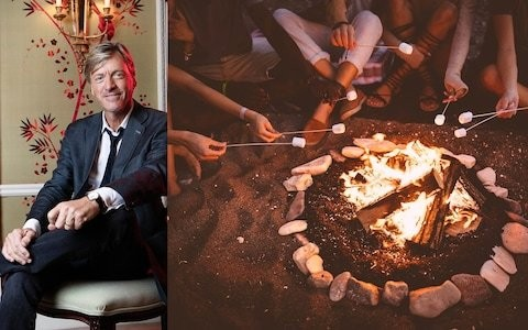 Dear Richard Madeley: 'Our annual bonfire parties have fizzled into a damp squib'