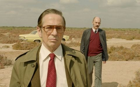 Rojo, review: this eerie period think-piece captures the darkness of mid-Seventies Argentina