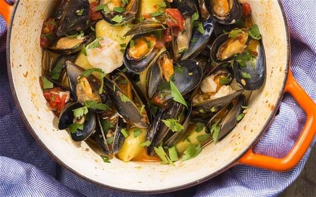 Mussel recipes: nature's thriftiest delicacy