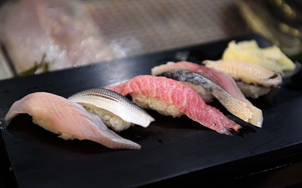 Japanese government to crack down on 'soggy, flavourless' sushi in UK restaurants