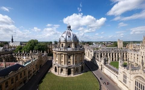 Universities including Oxford and Cambridge at risk of downgrade in donor drought, warns Moody's