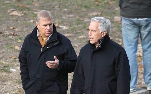 Prince Andrew named in secret new evidence against Jeffrey Epstein