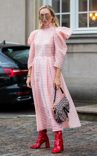 How to wear pink now, according to The Telegraph's fashion editors