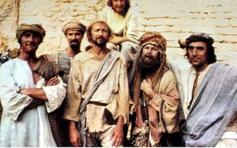 Why Monty Python's 'foul, disgusting and blasphemous' Life of Brian wouldn't get made today