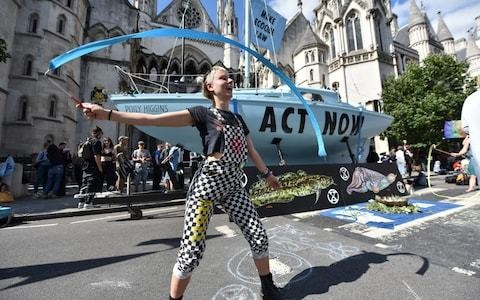 Inside Extinction Rebellion - is the movement about to unravel?