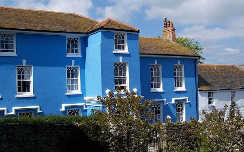 Seaside hotels in south-west Britain: The Fab Five