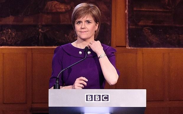 Nicola Sturgeon says SNP prepared to vote for full fiscal autonomy