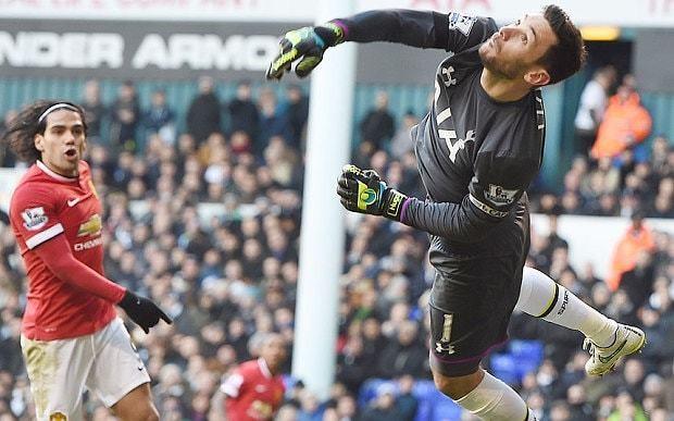 Tottenham Hotspur 0 Manchester United 0, match report: Hugo Lloris and David de Gea prove unbeatable