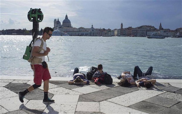 Venice finally conquered by Google Street View