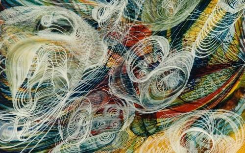 Georgiana Houghton: paintings from the spirit world