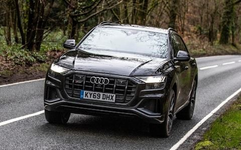 Audi SQ8 review: a paean to excess you can't help but like – despite yourself (and the £105,000 price)