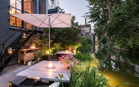 Top 10: the most romantic hotels in Bruges