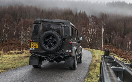 Twisted gives Land Rover's Defender some welly