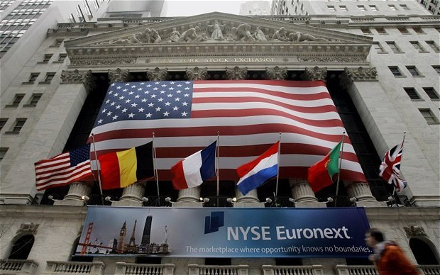 Treasury hands control of Libor to NYSE Euronext