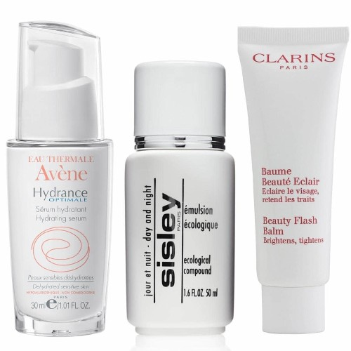 Your three-step guide to fresh, glowing Spring skin